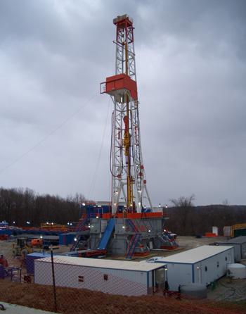 Gas-Drilling-Rig