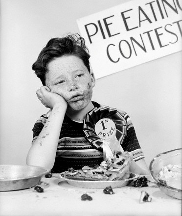 Pie-eating-contest