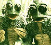 Lizard People
