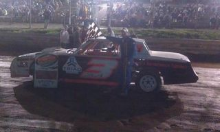 Doug Surra First Win 2013