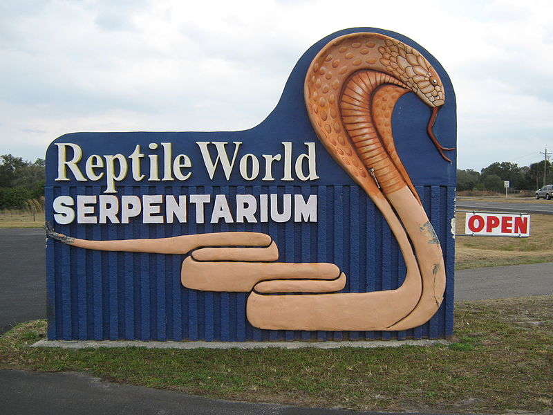 800px-Reptile_World_Serpentarium_sign_01