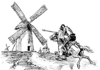 Don-quixote-windmill