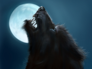 Moon Werewolf